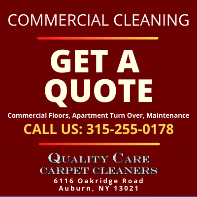 Cayuga NY Commercial Cleaning