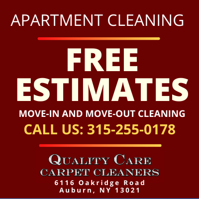 Camillus NY Move-in Move-Out Apartment Cleaning