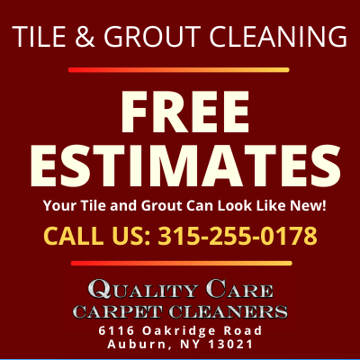 Camillus NY Tile and Grout Cleaning