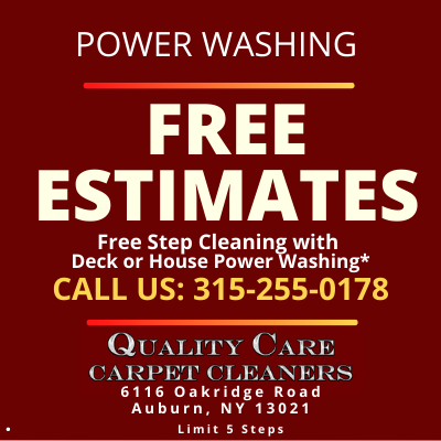 Waterloo NY Power Washing