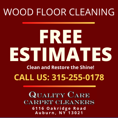 Romulus NY Wood Floor Cleaning