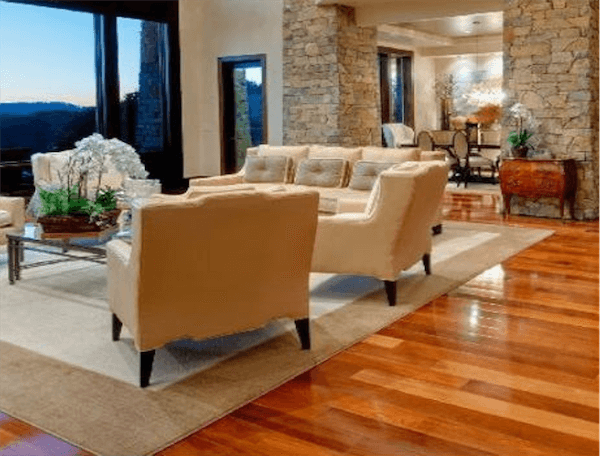 Solvay NY Wood Floor Cleaning